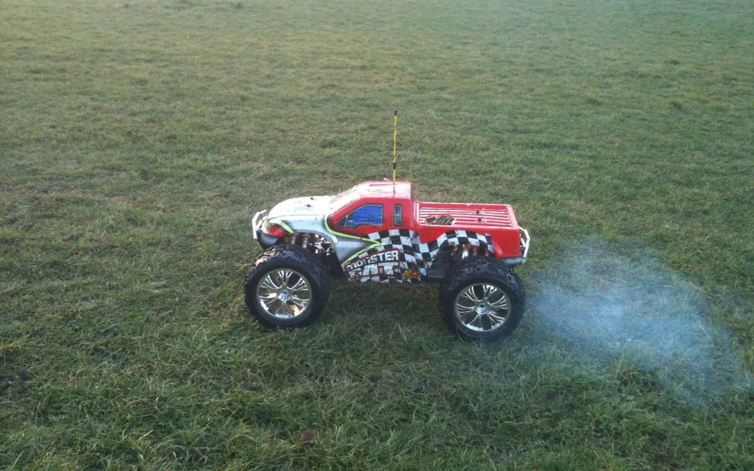 How To Build Your Own RC Car